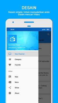 GowTube - Nonton Video, Tv & Live Streaming screenshot 2