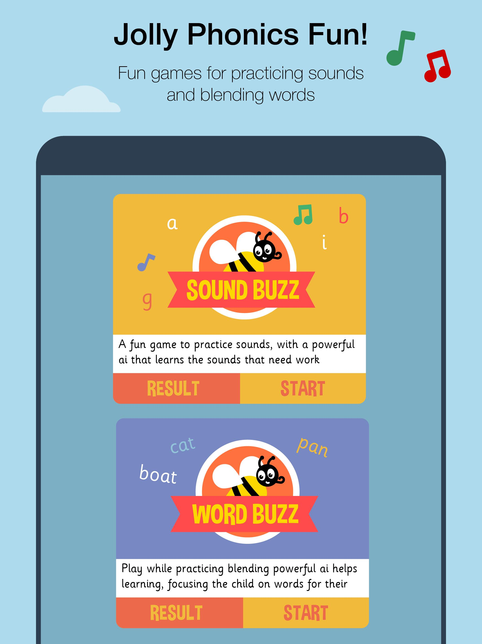 Jolly Phonics for Android - APK Download