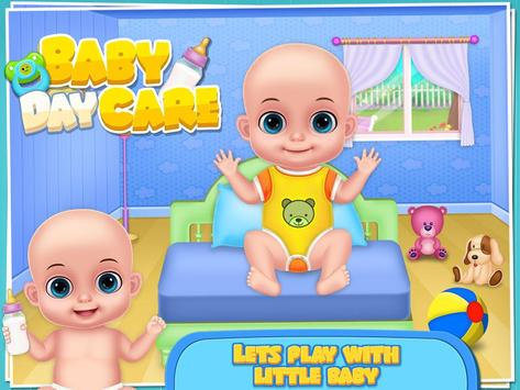 Babysitter Daycare Games & Baby Care and Dress Up screenshot 2
