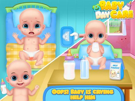 Babysitter Daycare Games & Baby Care and Dress Up screenshot 4
