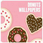 Donuts Wallpapers and Backgrounds HD icon