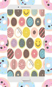 Donuts Wallpapers and Backgrounds HD screenshot 1