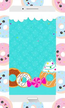 Donuts Wallpapers and Backgrounds HD screenshot 2