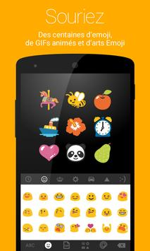 Ginger Clavier Français, Emoji Affiche