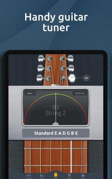 Chromatic Guitar Tuner Free: Ukulele, Bass, Violin screenshot 6