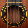 リアル・ギター 無料 - ベースギターコード 練習、音楽、音ゲー、リズム、ゲーム と 楽器 アプリ アイコン