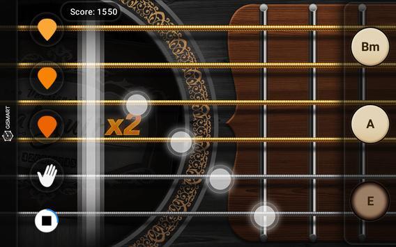 Juego Simulador De Guitarra captura de pantalla 11