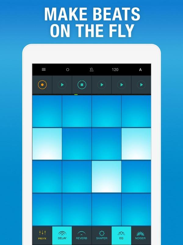 Drum Pads Beat Maker Go For Android Apk Download