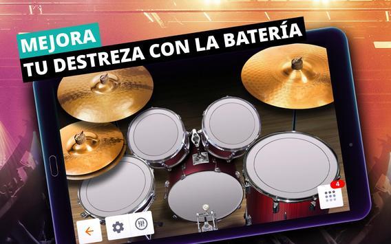 Batería Musical y Juegos de Tambores captura de pantalla 10