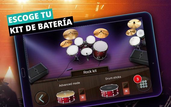 Batería Musical y Juegos de Tambores captura de pantalla 11