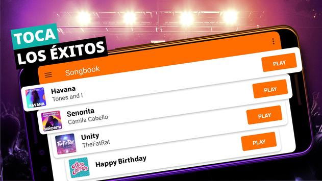 Batería Musical y Juegos de Tambores captura de pantalla 1