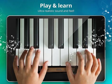 鋼琴 - 彈鋼琴和歌曲 截圖 7