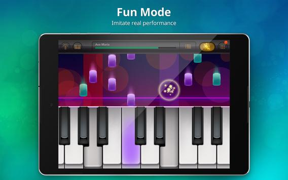 Piano screenshot 1