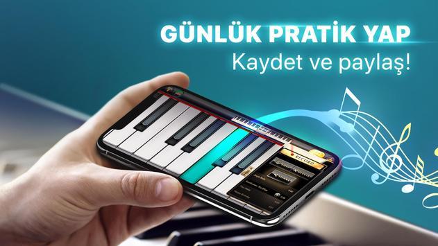 Piyano - Klavye, Müzik, Piano ile Oyunlar Ekran Görüntüsü 2