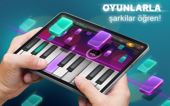 Piyano - Klavye, Müzik, Piano ile Oyunlar Ekran Görüntüsü 5