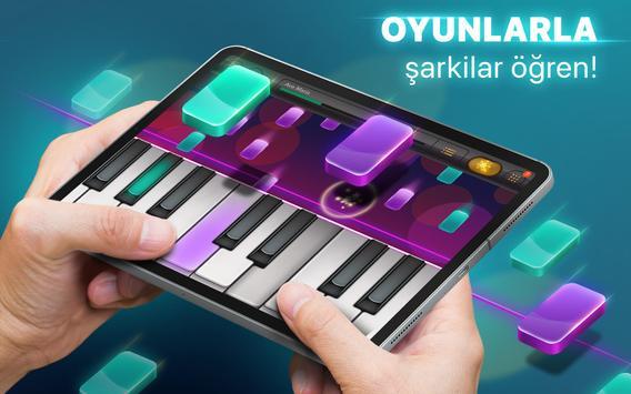 Piyano - Klavye, Müzik, Piano ile Oyunlar Ekran Görüntüsü 8