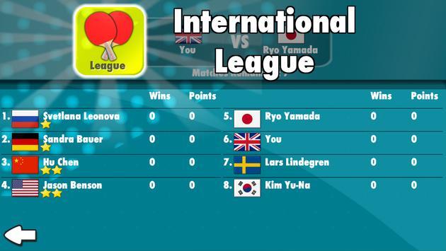 Table Tennis screenshot 1