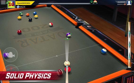 Pool Stars imagem de tela 2