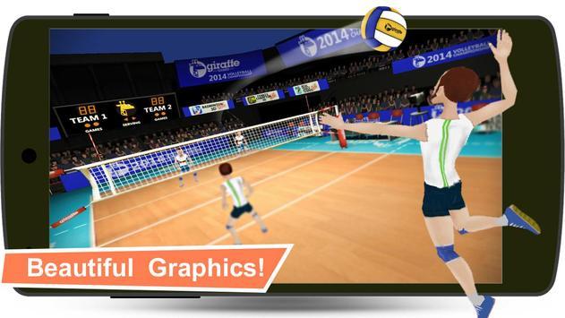 Volleyball screenshot 5