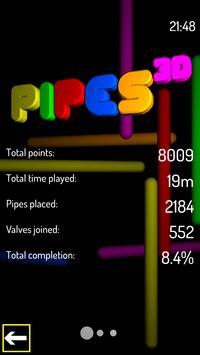 Pipes 3D screenshot 6