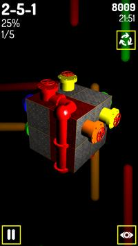 Pipes 3D poster