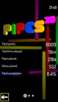 Pipes 3D screenshot 14
