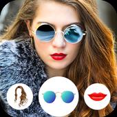 Girl Photo Editor: Beauty Photo Makeup Look icon