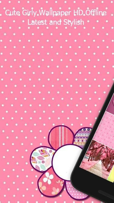 Stylish Roblox Wallpaper Cute Cute Girly Wallpaper Hd Offline Latest And Stylish For Android Apk Download