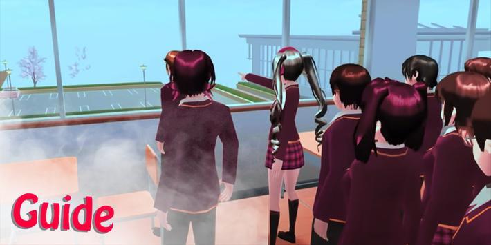 Guide For Sakura School Simulator Update poster