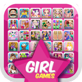 Girl Star Games - Games for girls with many levels