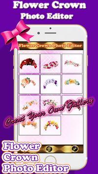 Girls Crown Photo Editor poster