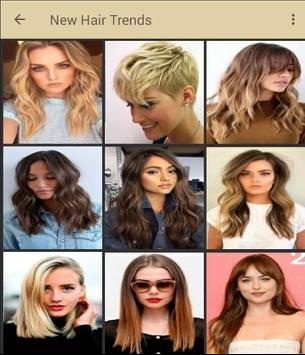 hairstyles 2019 female poster