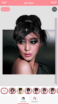 Girl Makeup - Selfie Camera Makeup Plus screenshot 4