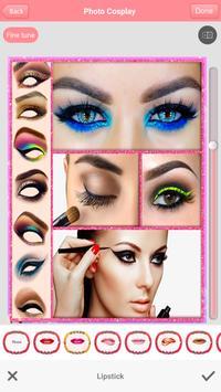 Girl Makeup - Selfie Camera Makeup Plus poster