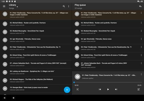 Simple Music Player screenshot 9