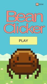 Bean Clicker poster