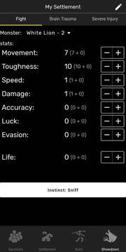 Kingdom Death: Monster Companion screenshot 5