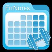 FitNotes icon