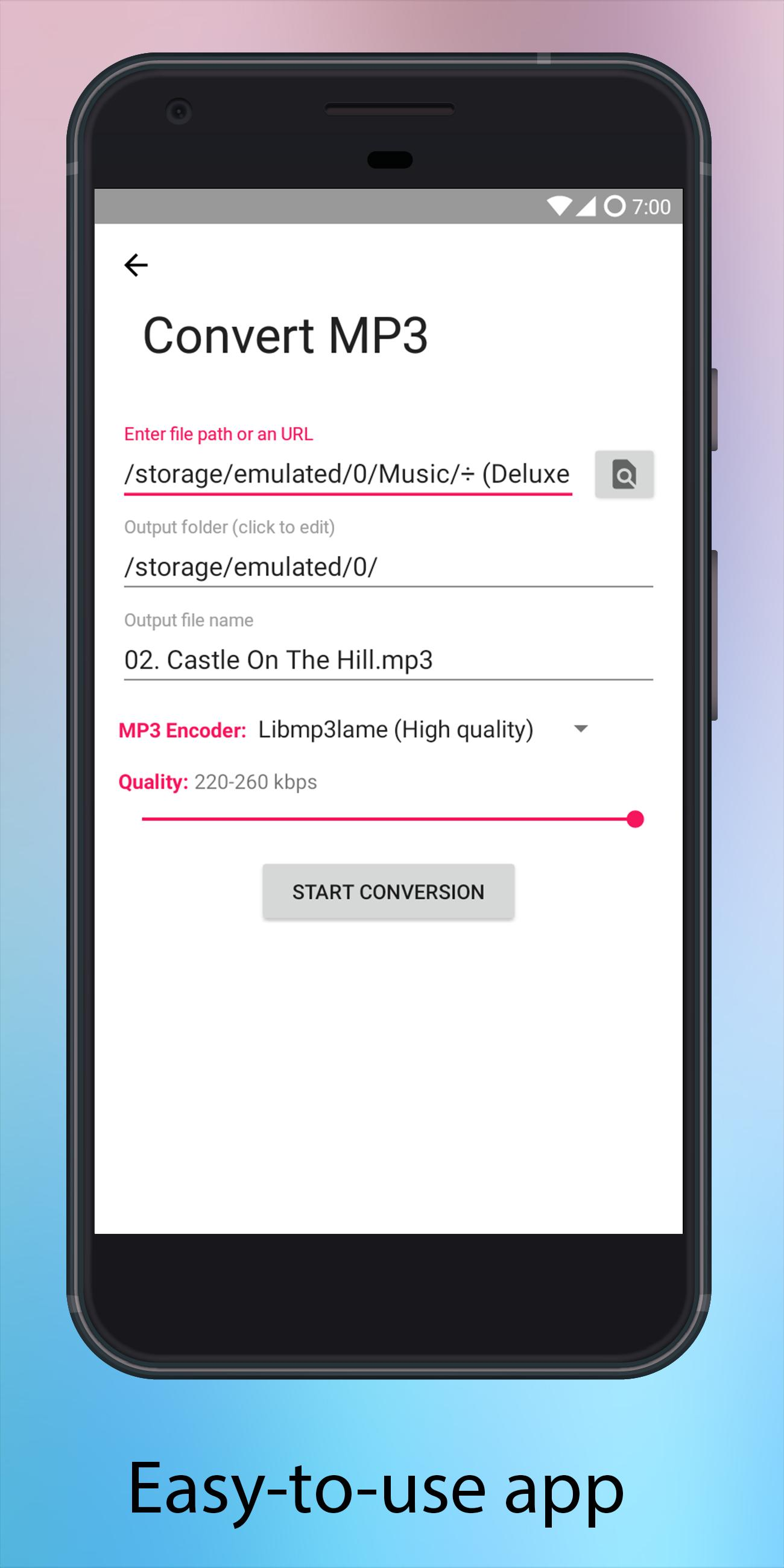 Media Converter for Android - APK Download