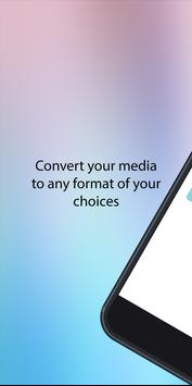 Media Converter screenshot 1