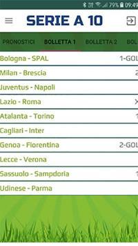 SerieA10 - Italian Serie A Predictions screenshot 3