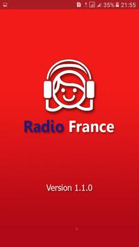 Radios France Direct poster