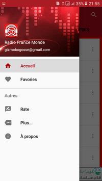 Radios France Direct screenshot 3