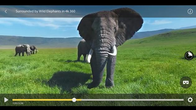 GizmoVR Lite: 360 Video & Tube الملصق