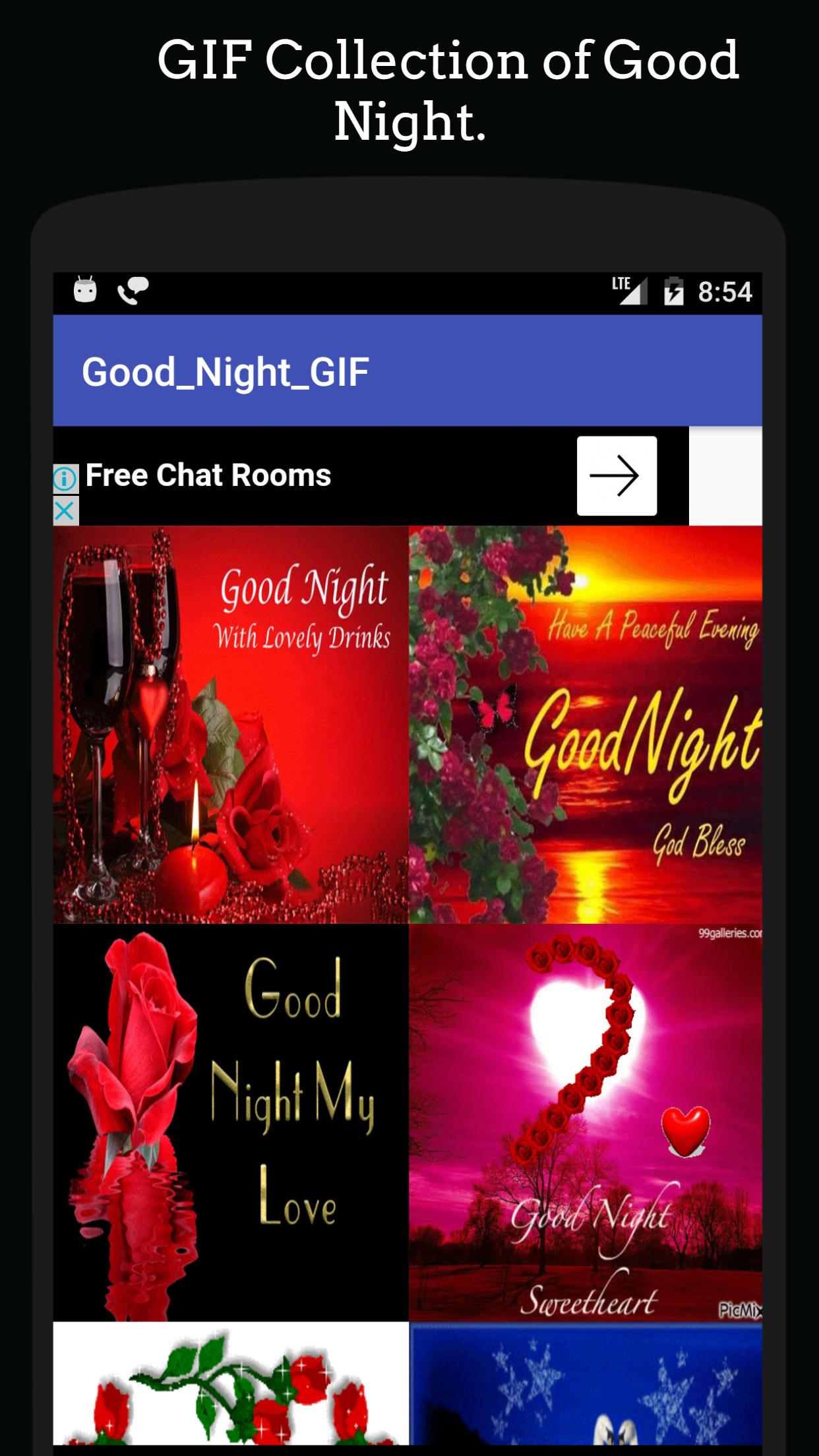 Good Night GIF 🌝 for Android - APK Download