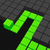 Color Fill 3D 圖標