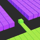 Color Fill 3D ikona