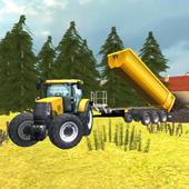 Tractor Simulator 3D: Soil Delivery icon