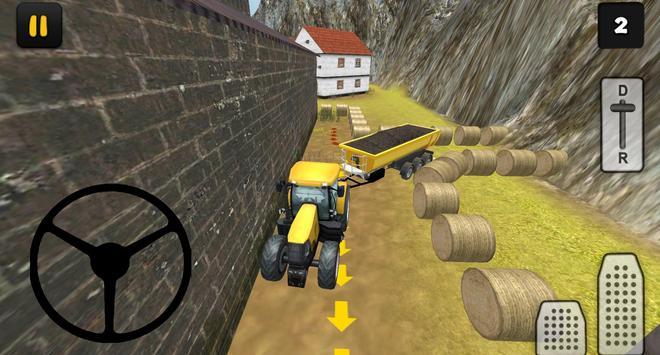 Tractor Simulator 3D: Soil Delivery screenshot 11