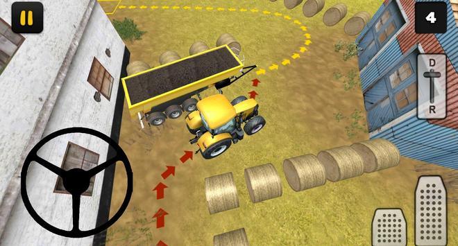 Tractor Simulator 3D: Soil Delivery screenshot 12